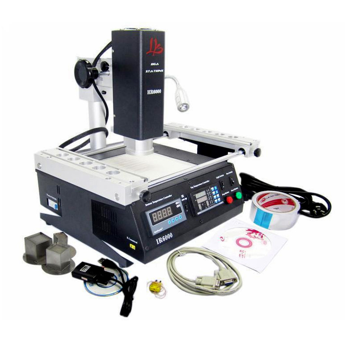 HR6000 smd bga welding system wholesale