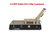 LY 975 Build-in pump,Semi-Auto ipad tablet Vacuum OCA film laminator for below 14 inch screens