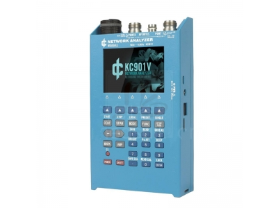KC901V vector network analyzer day feeder analysis frequency spectrum field strength radio frequency SWR standing wave test
