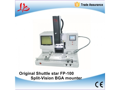 FP-100/Split-Vision BGA mounter automatic BGA Pick and Place Machine